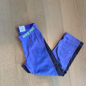 Nike Pro Cropped Tights